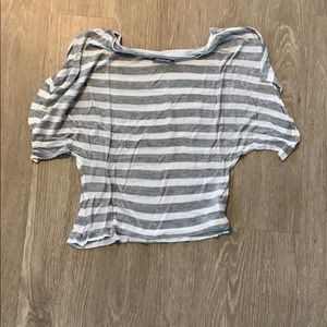 Nation ltd striped top